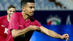 Akram Afif Qatar U23