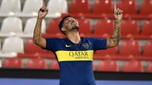 AFP Libertad Boca Juniors Copa CONMEBOL Libertadores 30082018 Edwin Cardona