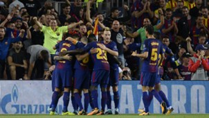 Barcelona - Juventus, Champions League, 09122017