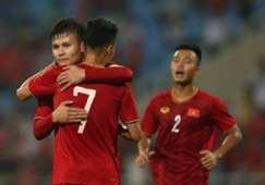 Nguyen Quang Hai Trieu Viet Hung U23 Vietnam AFC U23 Championship 2020