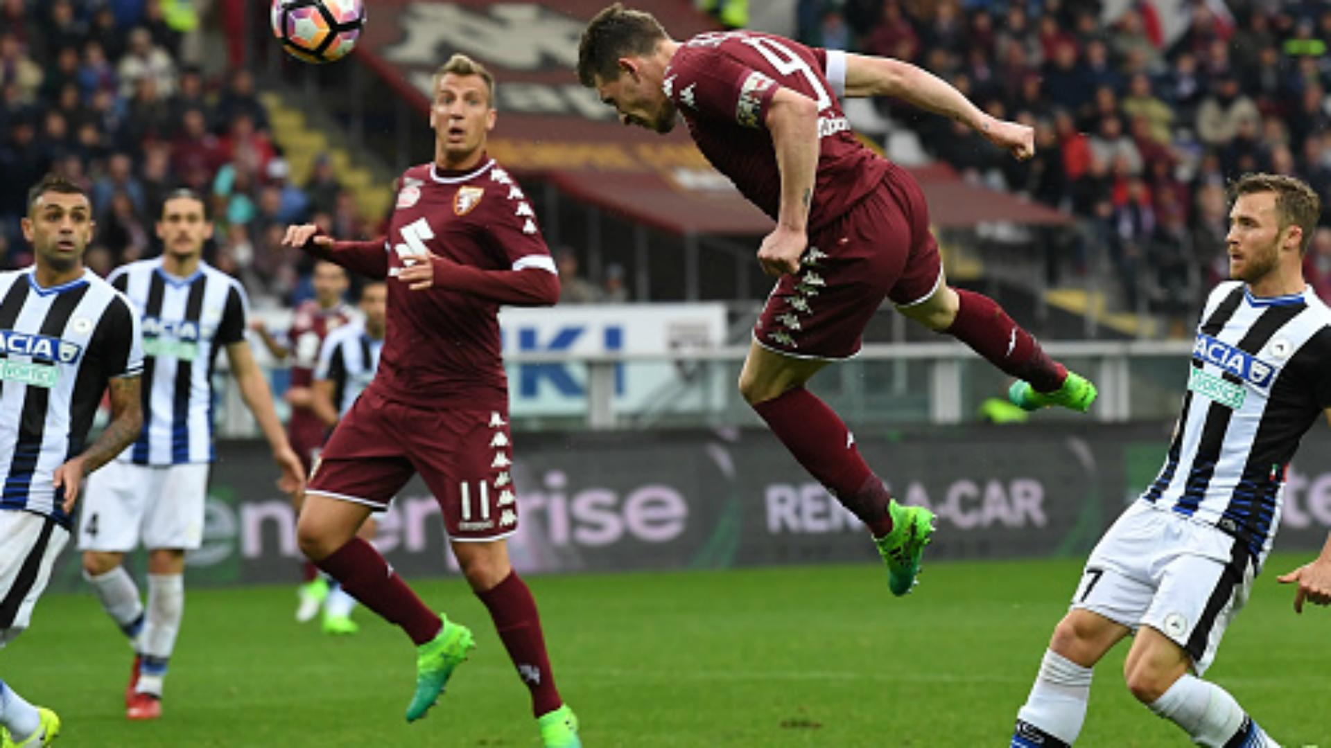 Andrea Belotti Torino Udinese Serie A