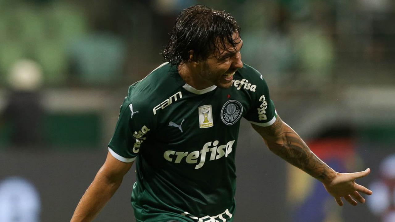 Ricardo Goulart Palmeiras Ituano Paulista 27022019