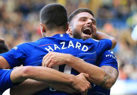 Giroud: The day magician Hazard made me go 'f*ck'