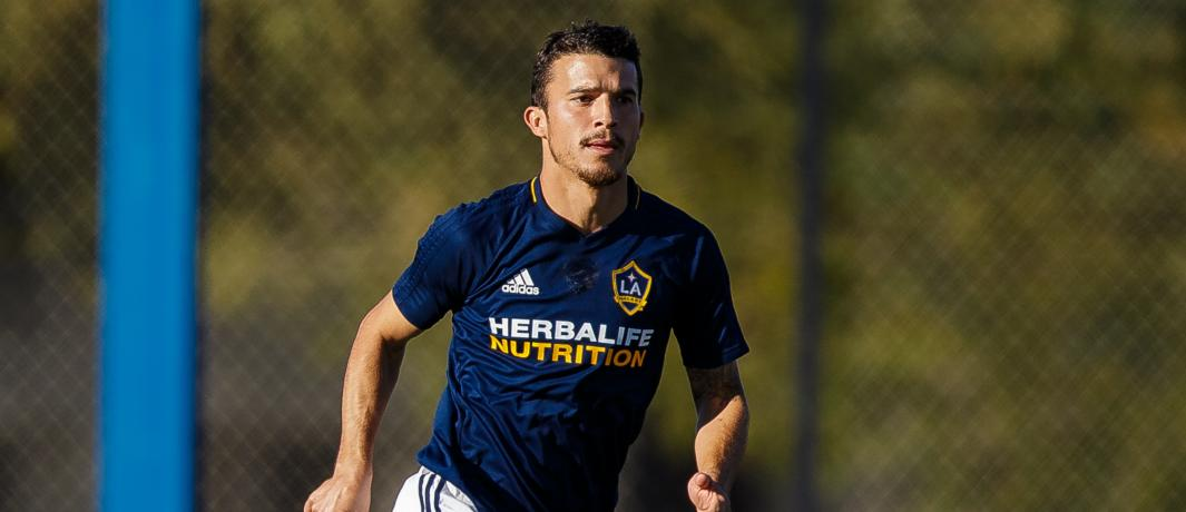 Servando Carrasco LA Galaxy