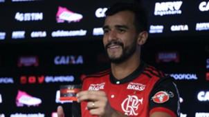 Henrique Dourado - Flamengo - 1/02/2018