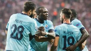 Vincent Aboubakar RB Leipzig FC Porto Champions League 17102017