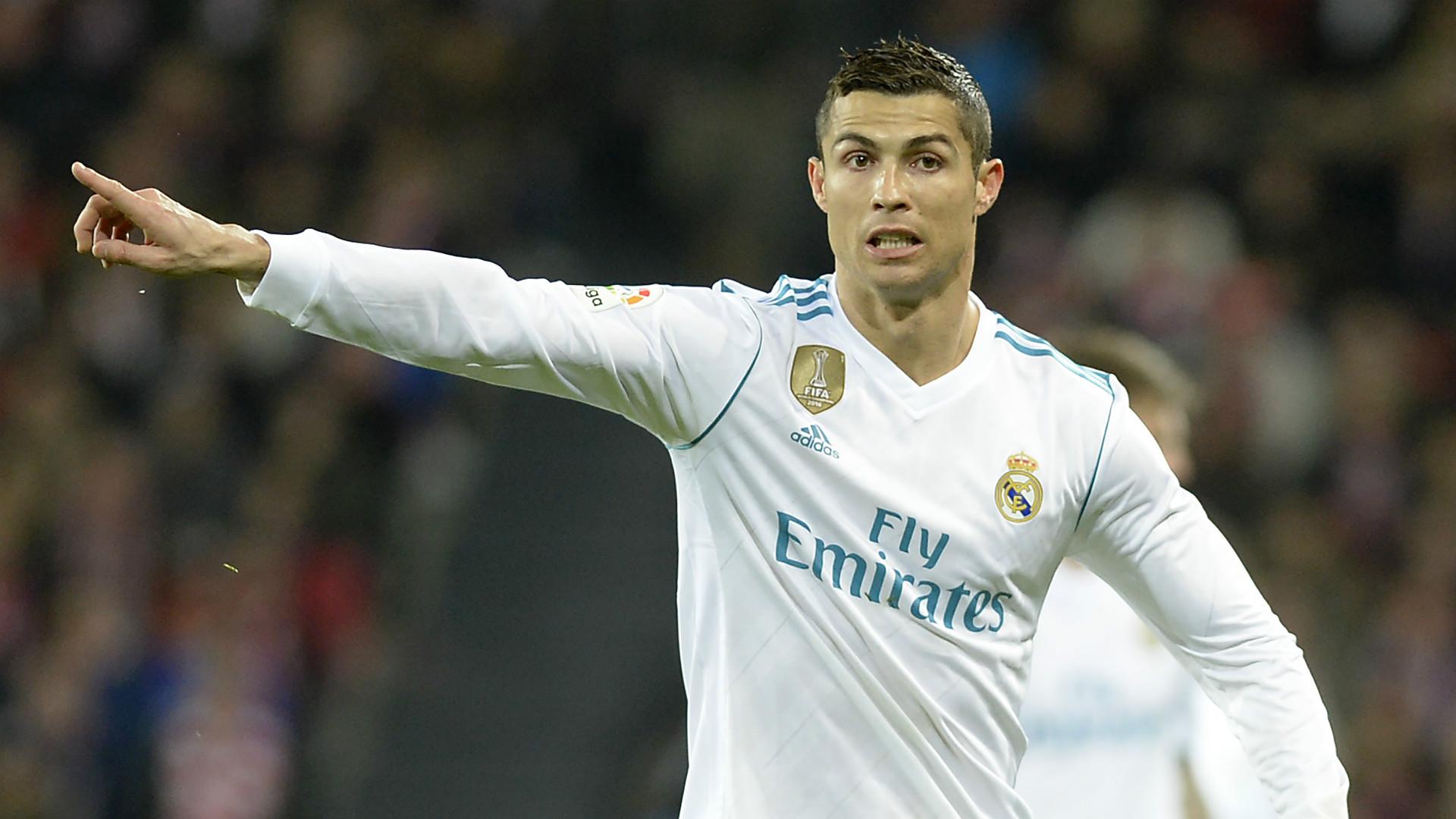 Cristiano Ronaldo Athletic Bilbao Real Madrid La Liga
