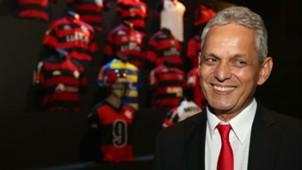 Reinaldo Rueda Flamengo 14 08 2017