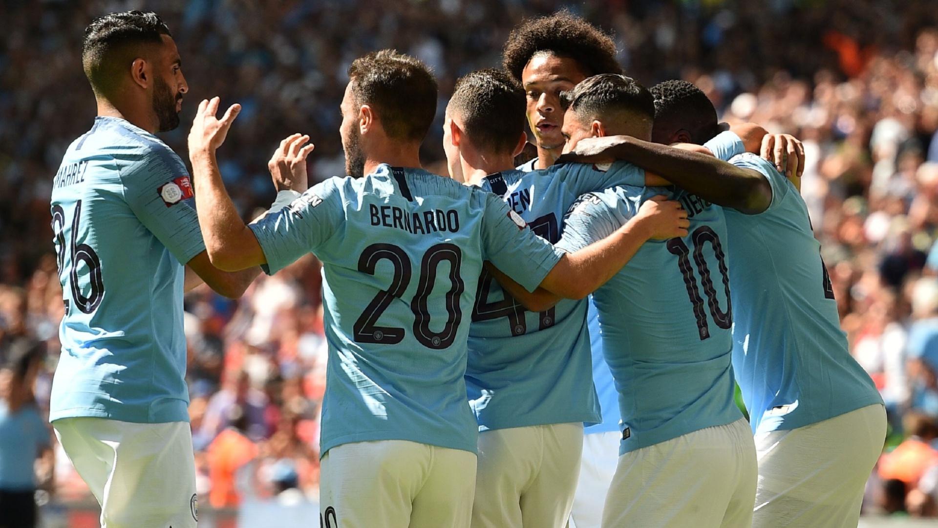 Manchester City 2018-08-05