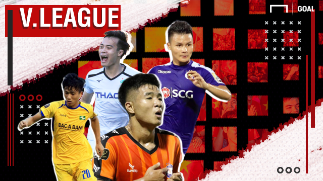 V.League Footer 2019-20