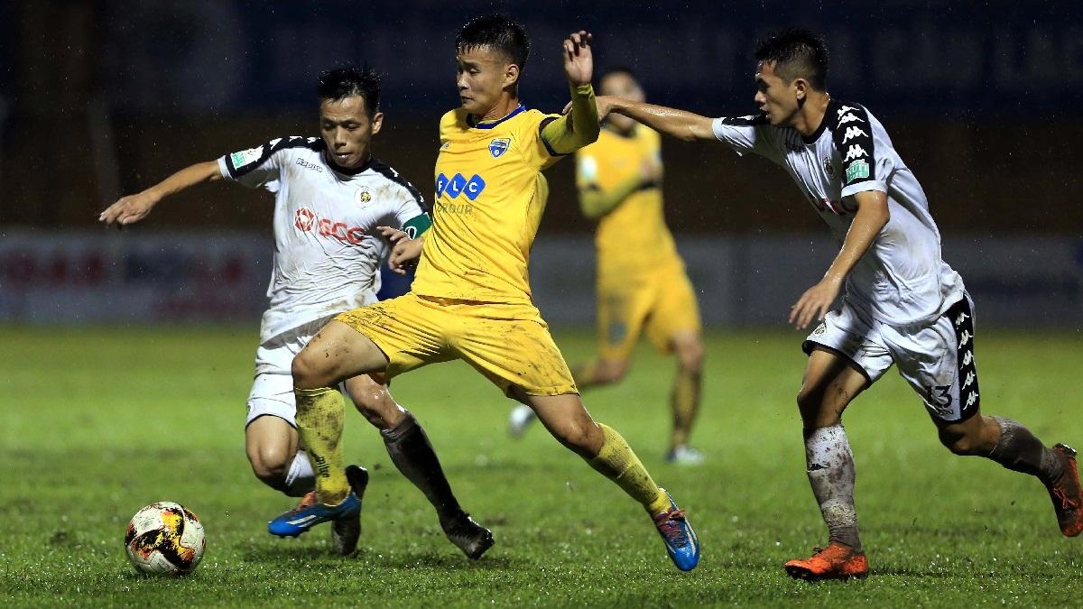 FLC Thanh Hoá Hà Nội FC Vòng 20 V.League 2018