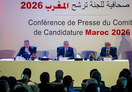 Fifa makes second Morocco visit
