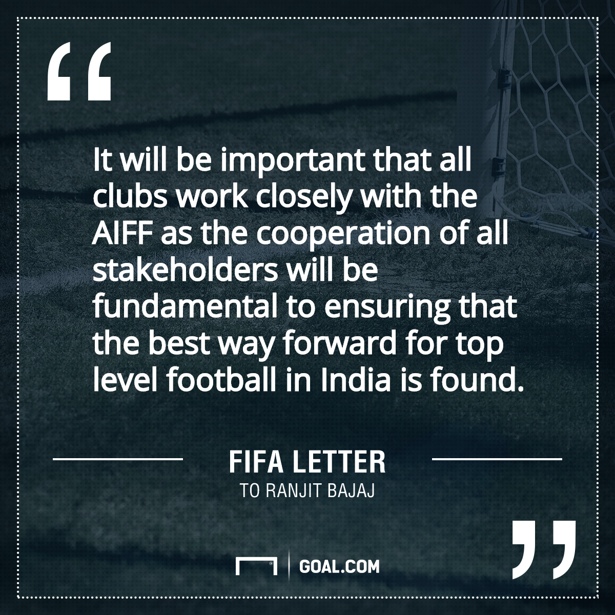 PS FIFA to AIFF