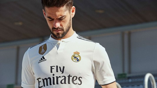 Real Madrid 2018-19 home kit