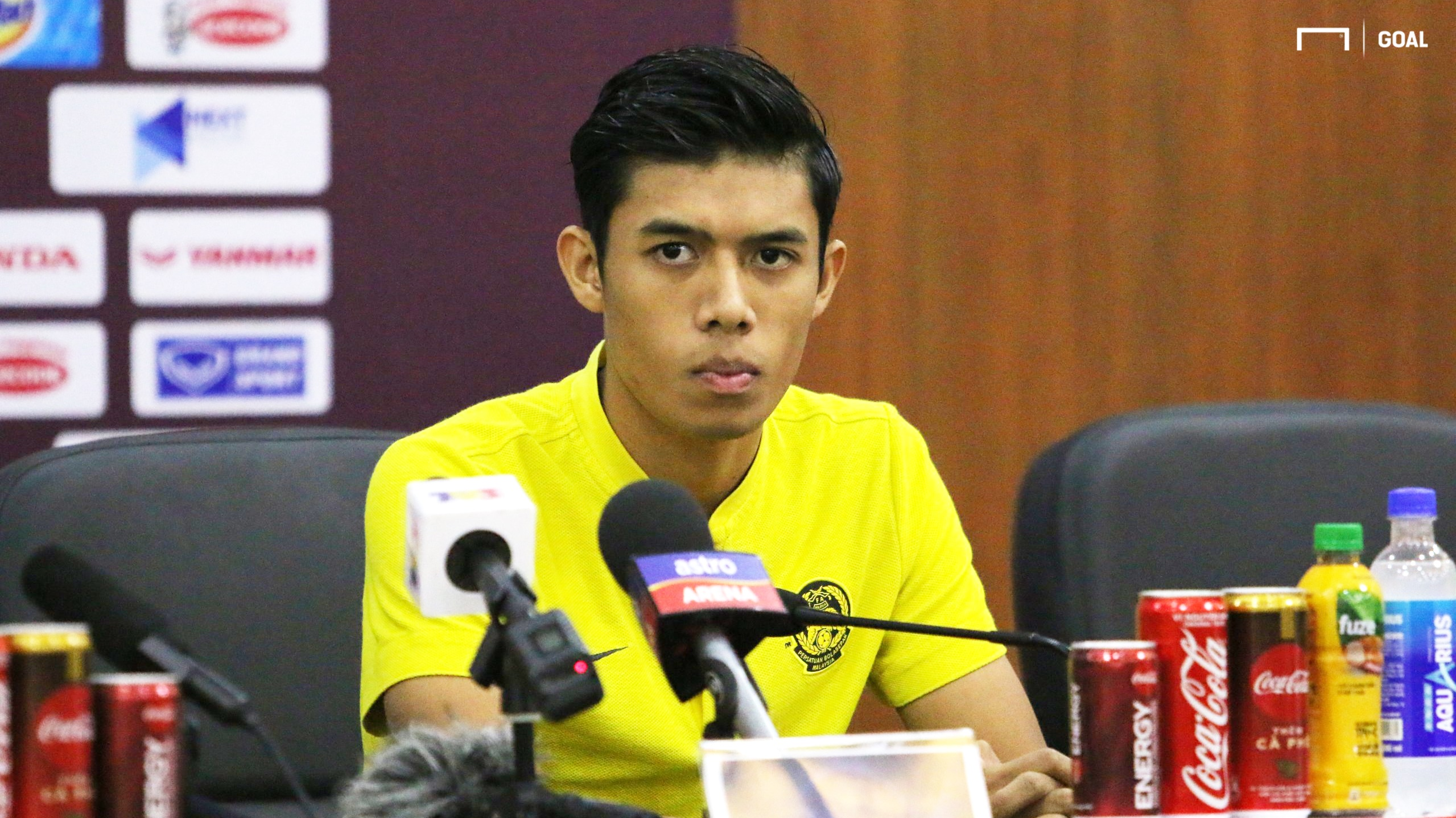 Syafiq Ahmad | Meeting before Vietnam vs Malaysia match | world cup qualifiers asia 2022