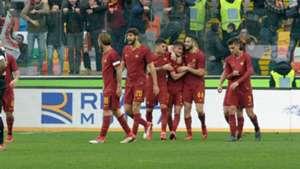 Roma celeb Udinese