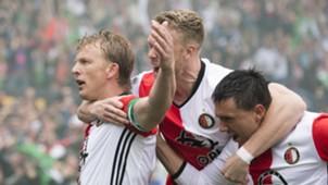 Dirk Kuyt, Feyenoord - Heracles, Eredivisie, 14052017