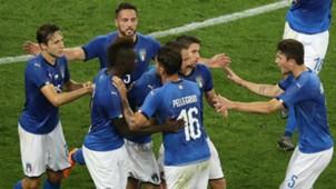Celebrating Italy France