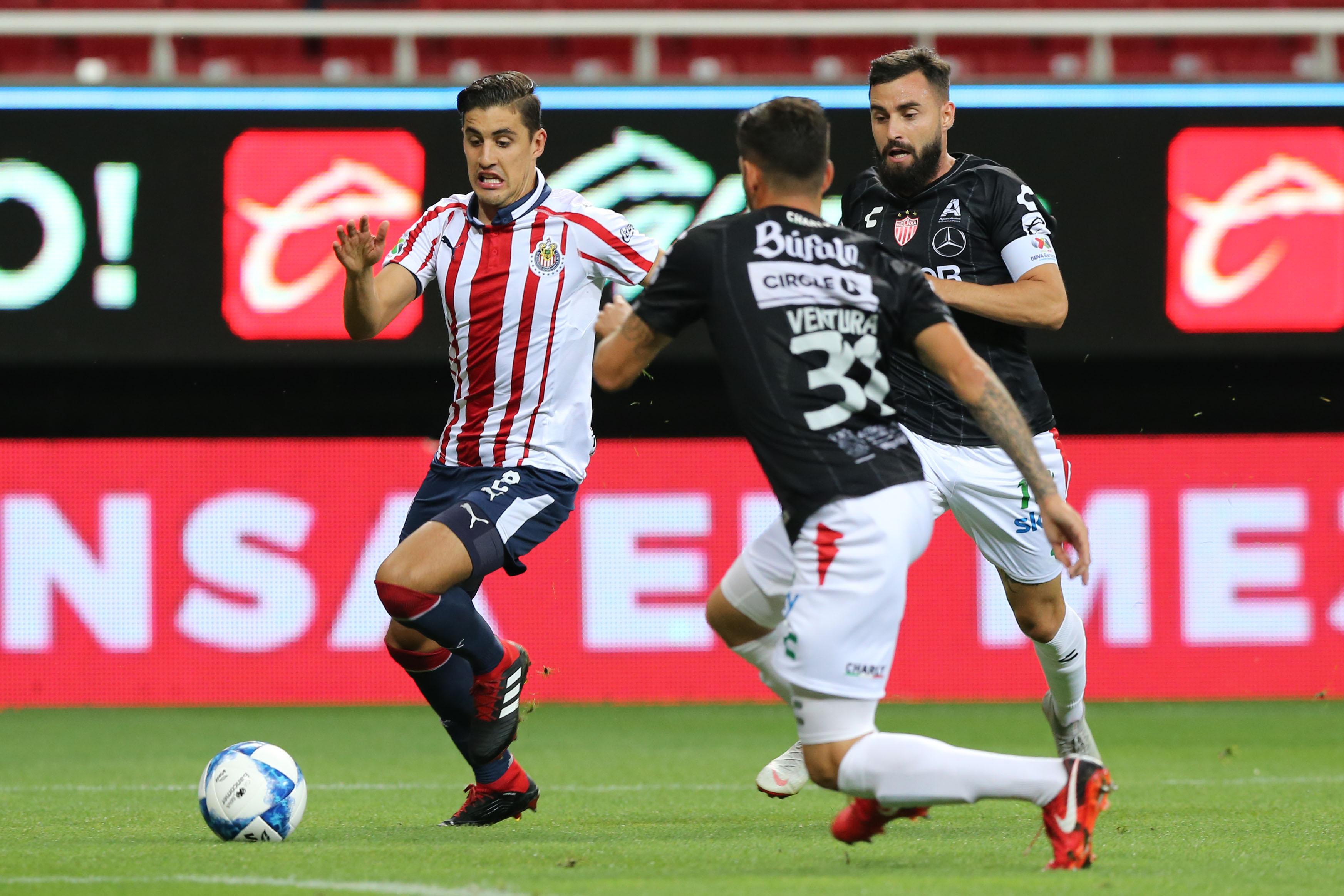 Josecarlos Van Rankin Chivas Liga MX
