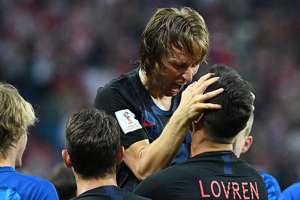 Luka Modric & Dejan Lovren