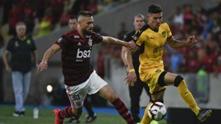 Leo Duarte Darwin Nunez Ribeiro Flamengo Penarol Copa Libertadores 04032019