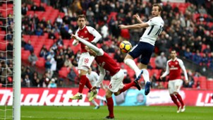 Harry Kane Tottenham Arsenal
