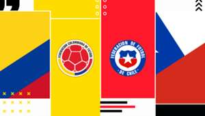 Colombia-Cile tv streaming