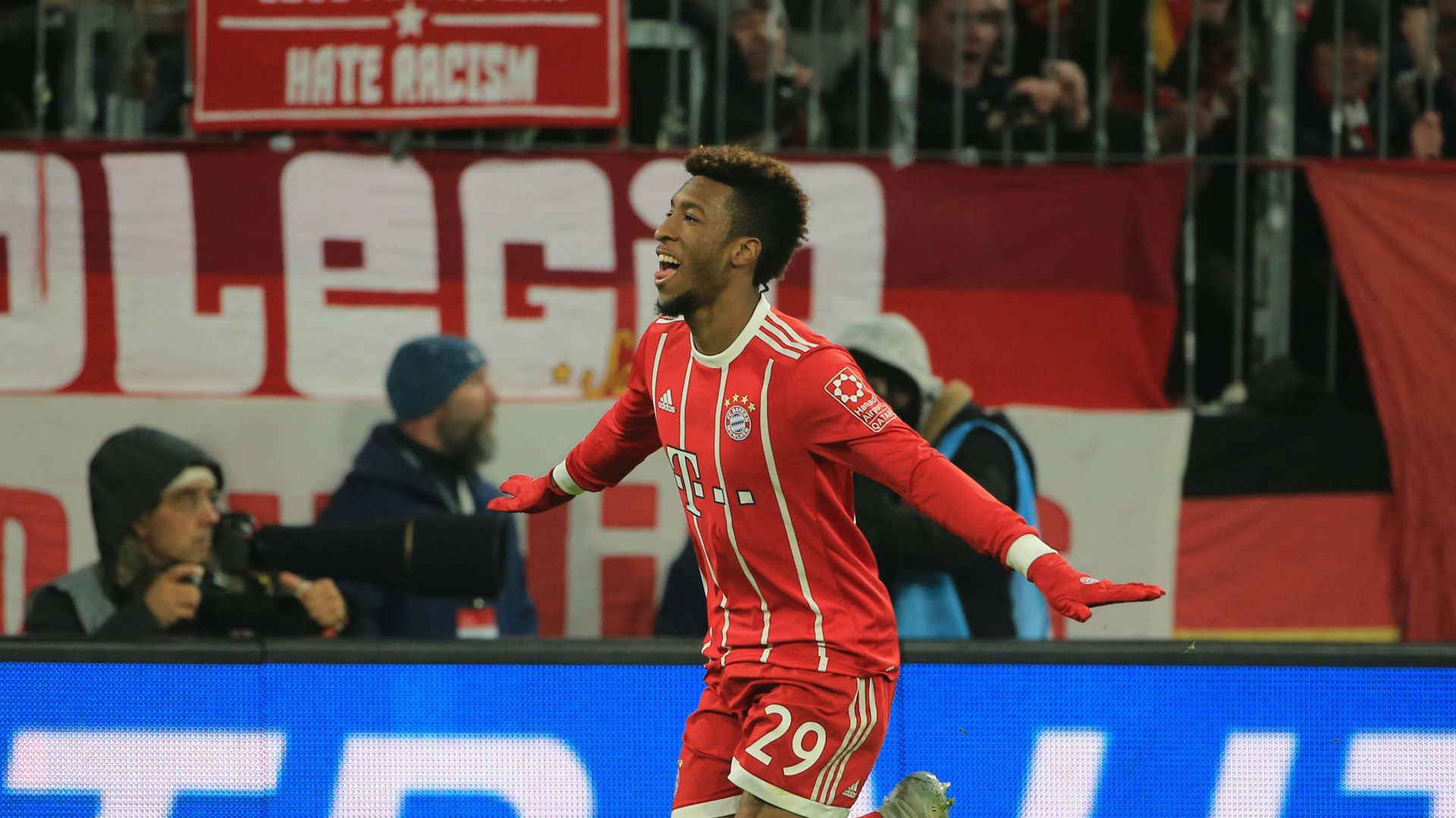 Kingsley Coman FC Bayern München