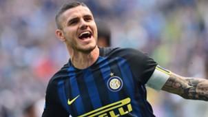 Mauro Icardi Inter Milan Serie A