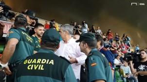 Guardia Civil fan Spain
