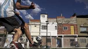 Argentina children football