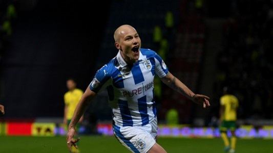 Aaron Mooy Huddersfield Town v Norwich City Championship 05042017