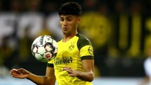 MAHMOUD DAHOUD Borussia Dortmund 2018
