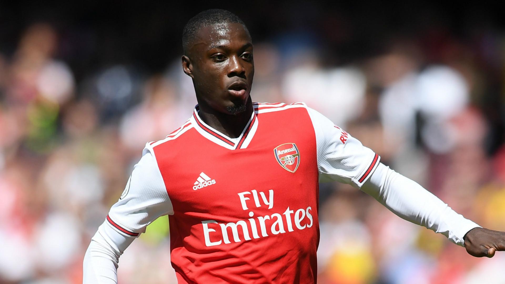 Pépé titulaire ? Emery botte en touche — Arsenal
