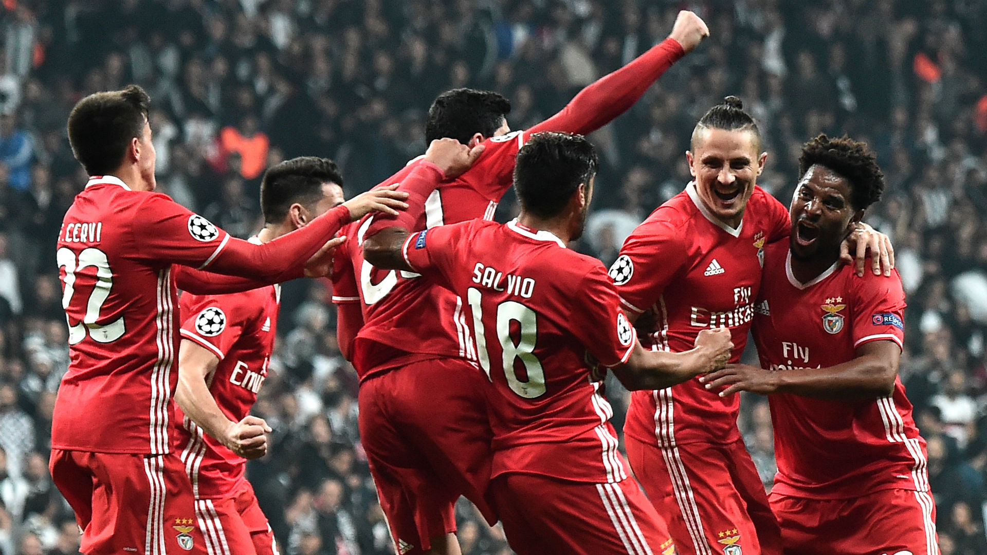 Benfica Champions League