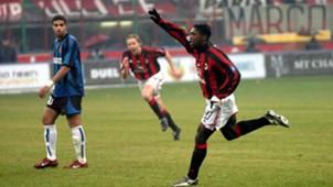 Seedorf Milan Inter Derby