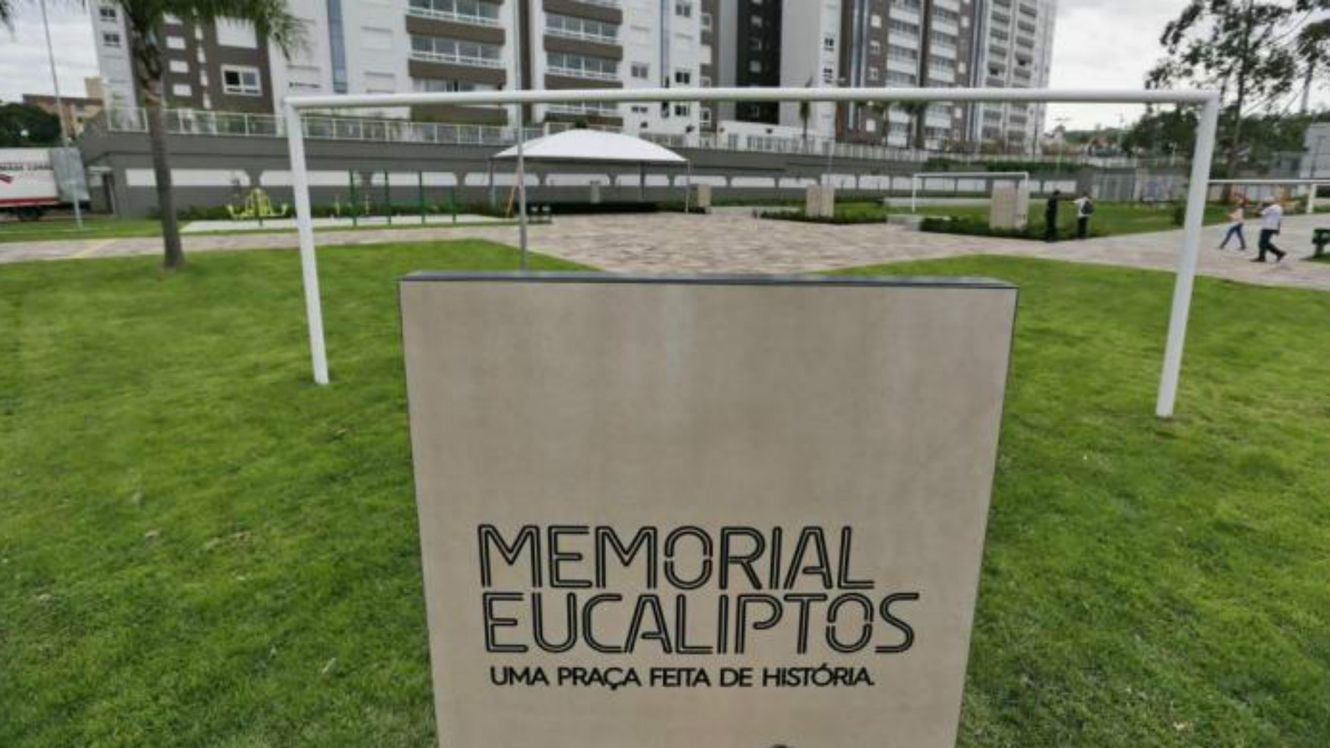 Estadio Dos Eucaliptos Memoria