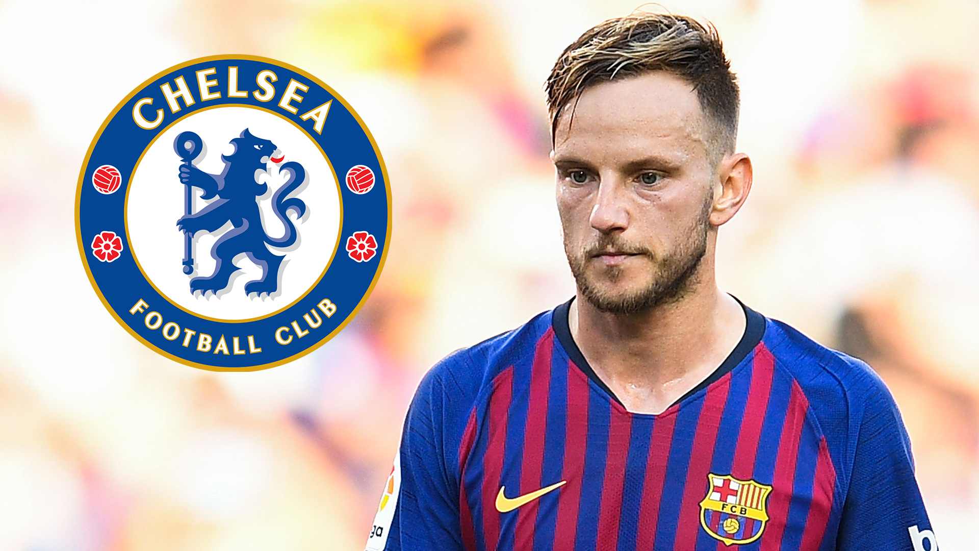 Rakitic wants to extend Barça contract despite De Jong arrival