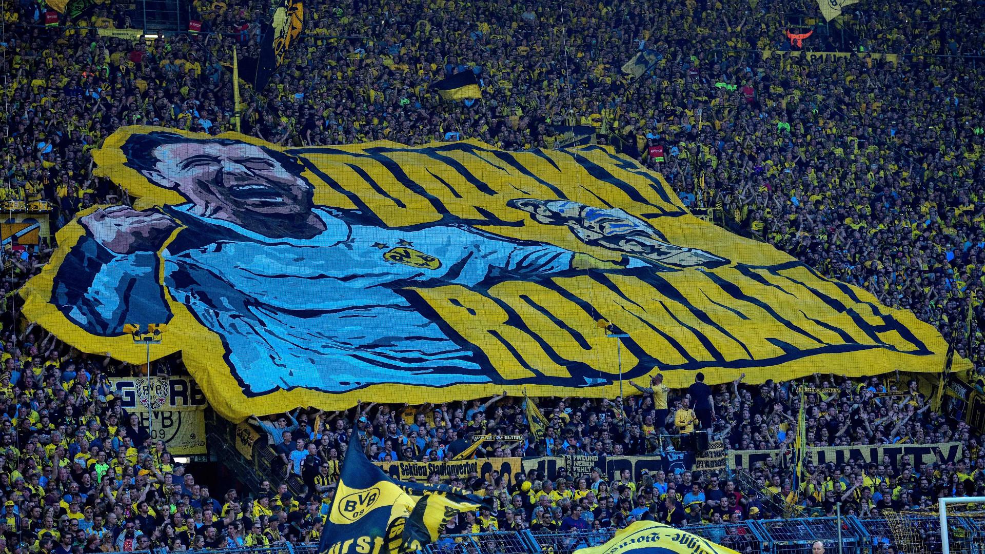 Roman Weidenfeller Borussia Dortmund Fans