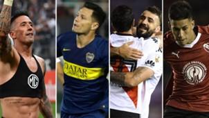 Colo Colo Boca River Independiente Copa Libertadores 2018