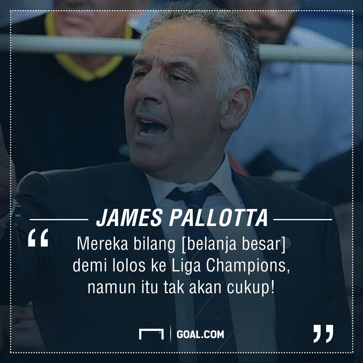 GFX James Pallotta Roma Milan