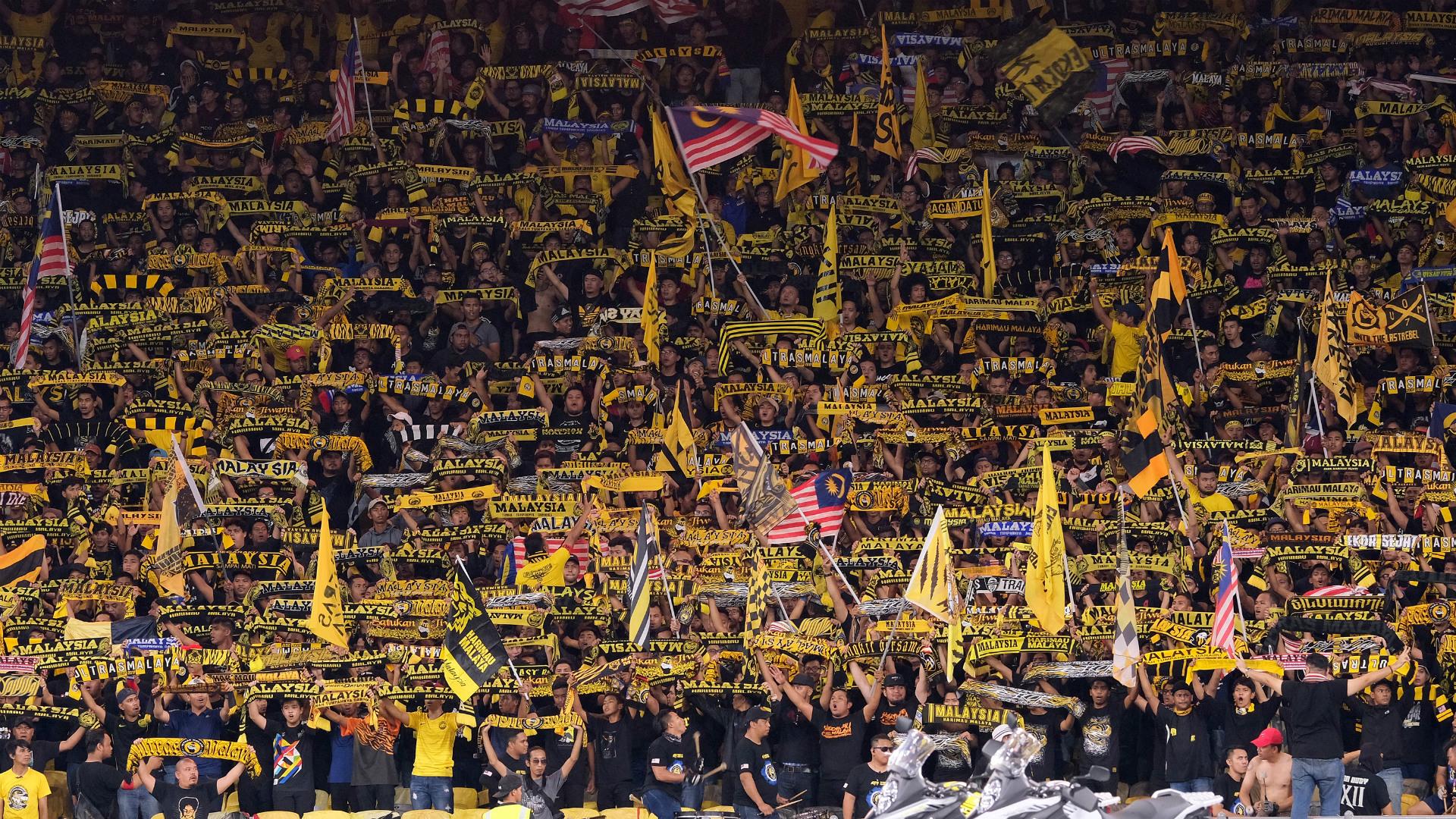 Malaysia fans, 2018 AFF Suzuki Cup