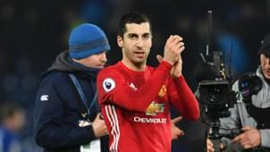 Henrikh Mkhitaryan Manchester United 05022017