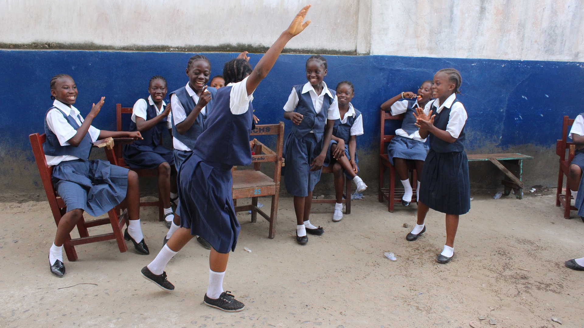 Monrovia Girls Leadership