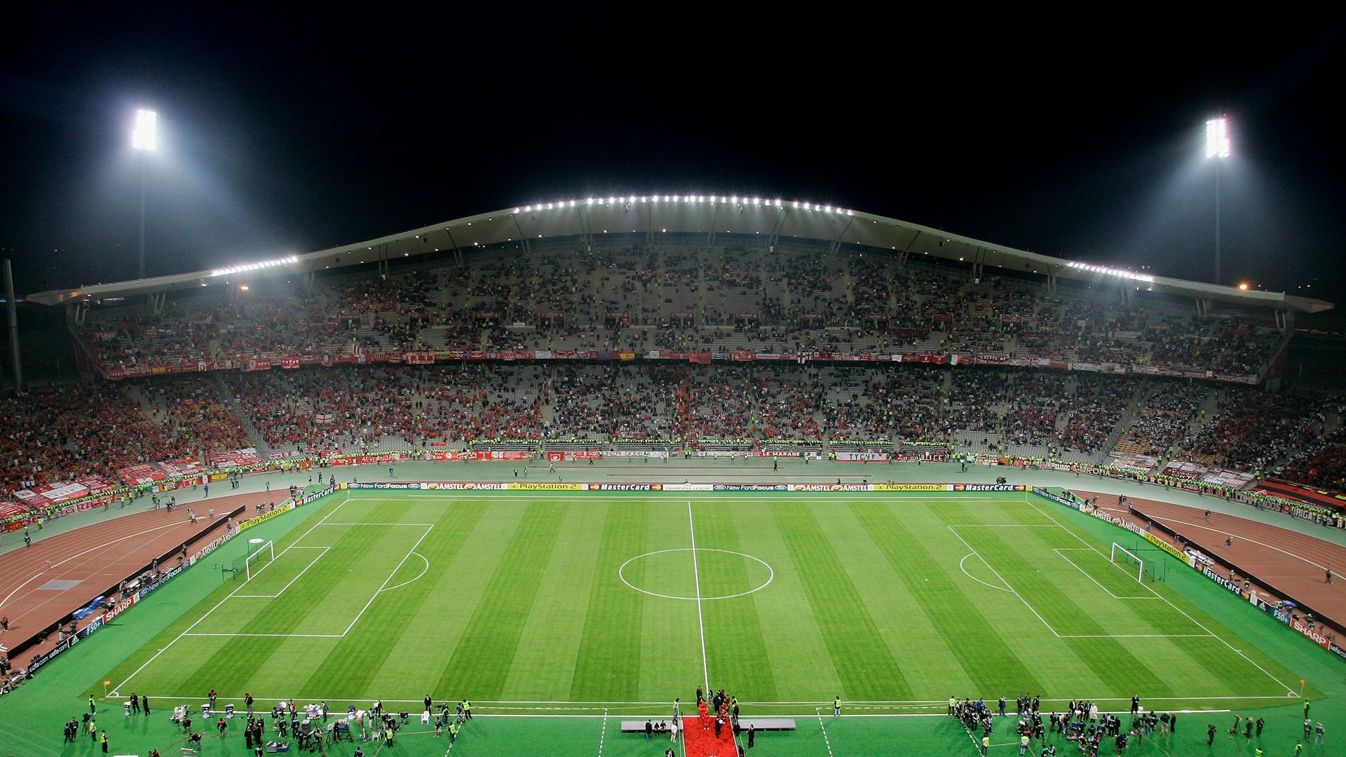 Ataturk Olympic Stadium Istanbul Turkey Champions League 2019-20