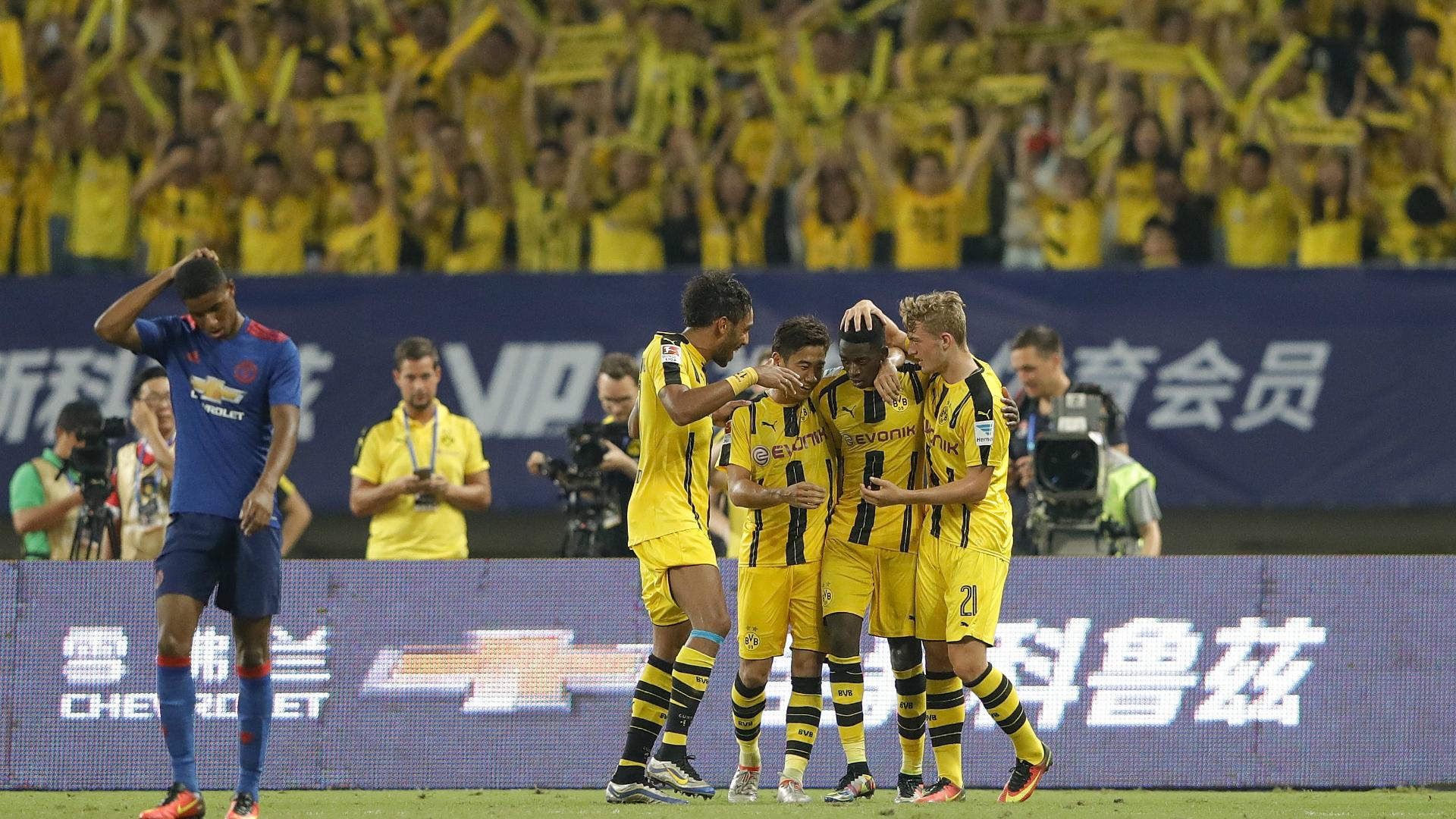 Borussia Dortmund ICC 2016