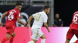 GER ONLY Eden Hazard Real Madrid