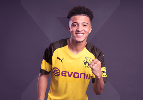 World's best teenager Sancho dreaming of Ballon d'Or glory
