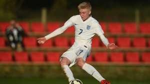 Luis Longstaff England 2015