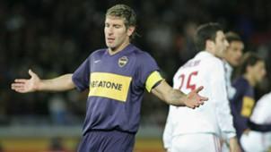 Martin Palermo Milan Boca Mundial de Clubes 2007